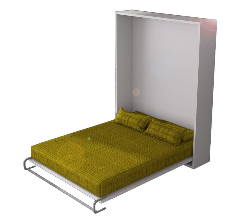 Cama abatible vertical disponible en diferentes medidas y - Camas abatibles medidas ...