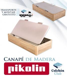 Canapé juvenil Pikolin modelo Design con apertura lateral Ref P52100