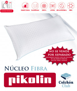 Almohada de Fibra Pikolin modelo Cooper Ref P56000PACK
