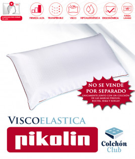 Almohada de Pikolin modelo Visco Top con Núcleo Viscoelastico Ref P40000PACK