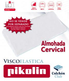 Almohada Cervical de Pikolin Ref P22000PACK