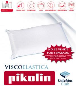 Almohada Viscoelastica Pikolin modelo Visco Soft Ref P58000PACK