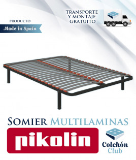Somier multiláminas Pikolin modelo SG20 Ref P21000