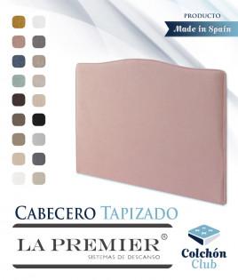 Cabecero tapizado La Premier con Ribete Ref LP06