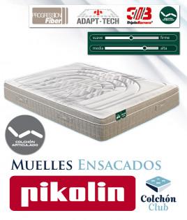Colchón Pikolin articulable de muelles ensacados modelo Activepik Artic Ref P13000