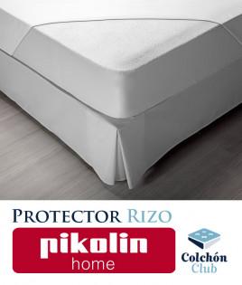 Protector de Colchón Impermeable y Transpirable en tejido Rizo Ref PH10000