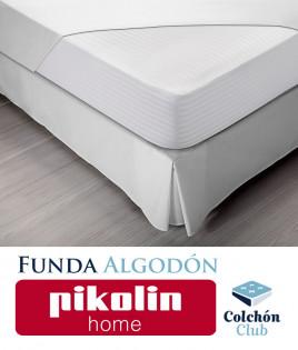Funda de Colchón 100% Algodón con cremallera Ref PH15000