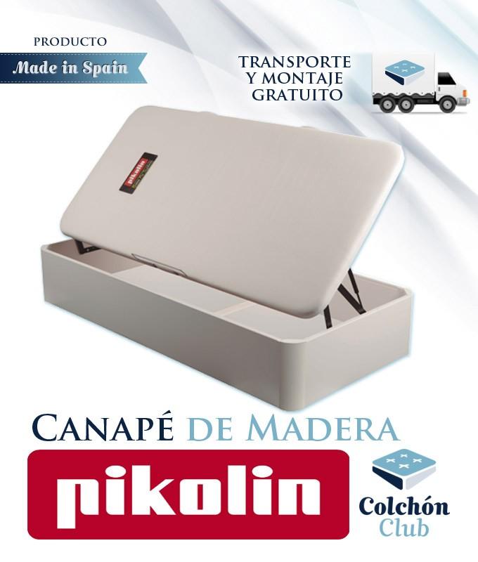 Canapé con Apertura Lateral Fabricado por el Grupo Líder en España Ref P194100