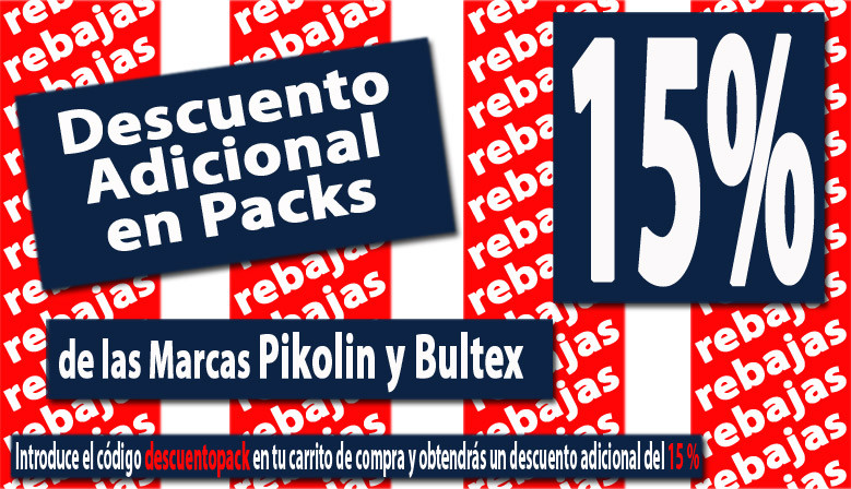 Descuento Packs
